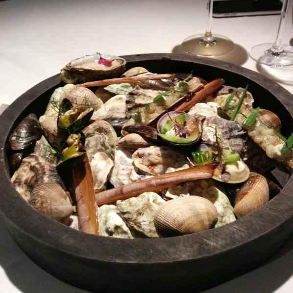 oesters margarita
