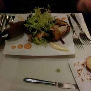 kreeftensalade